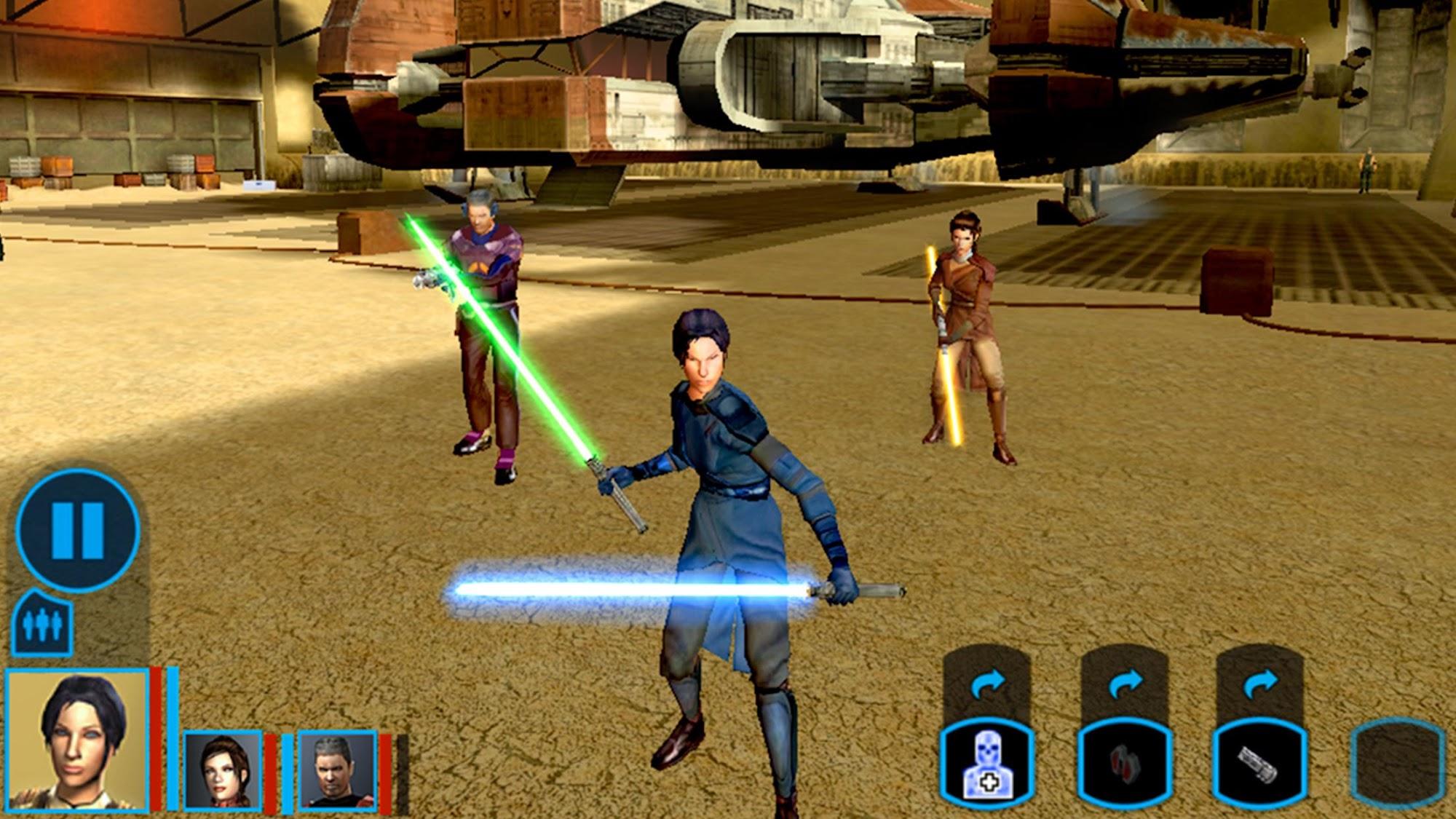 Star Wars™: KOTOR screenshot #18