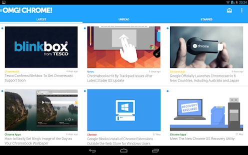 OMG! Chrome! for Android- screenshot thumbnail