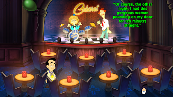 Screenshot of Leisure Suit Larry: Reloaded