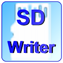 ext SD writer(for ACER A500) logo