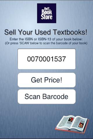 Sell Books U of T- screenshot
