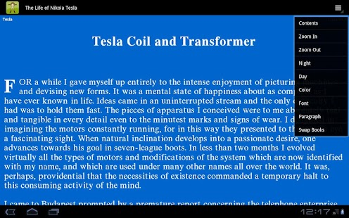 The Life of Nikola Tesla- screenshot thumbnail