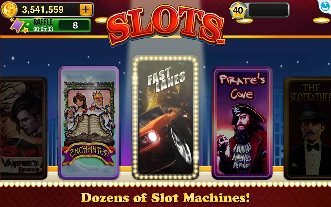 Slots™ - screenshot