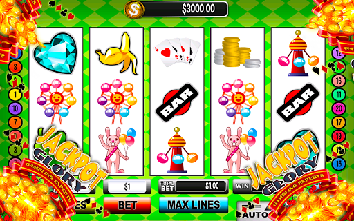 Theme Park Jackpot Slots Free