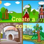 Educational Comic Creator