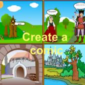 Educational Comic Creator