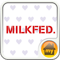 MILKFED Theme icon