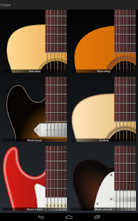 Jimi Guitar - screenshot thumbnail