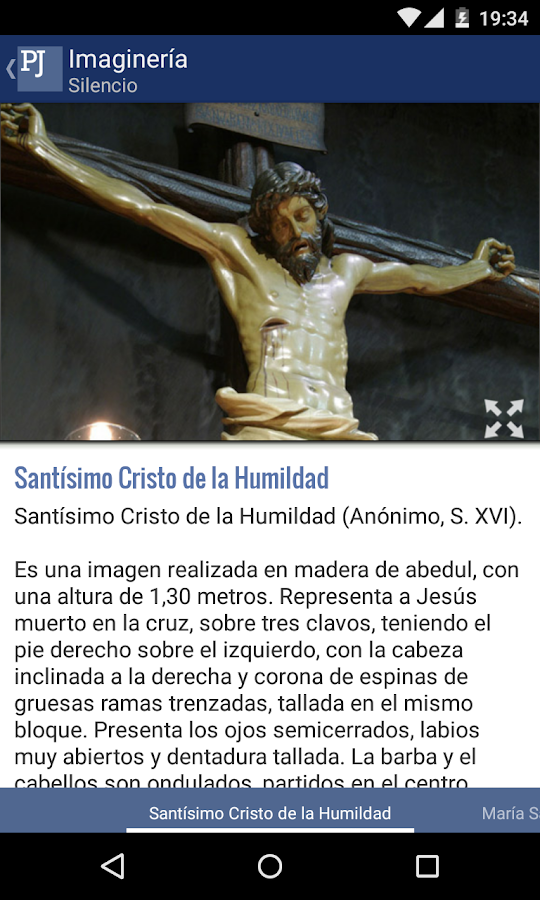Semana Santa Jaén- screenshot