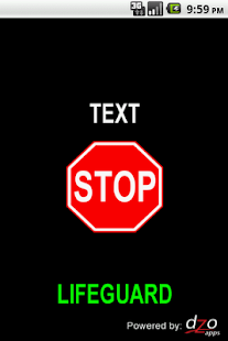 Text Stop - screenshot thumbnail