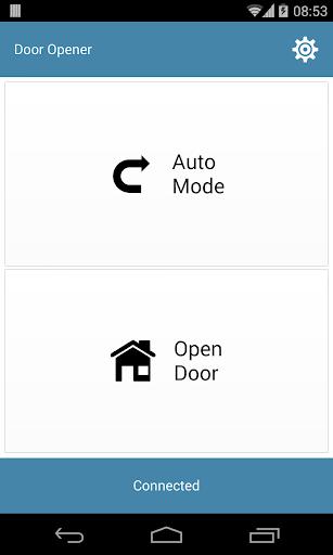 Door Opener Client