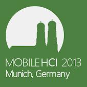 MobileHCI 2013