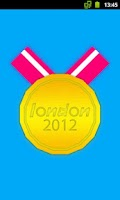 Screenshot of London 2012 Medals
