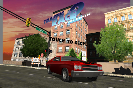 Traffic Racing 2- screenshot thumbnail