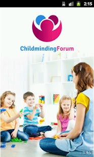Childminding Forum- screenshot thumbnail