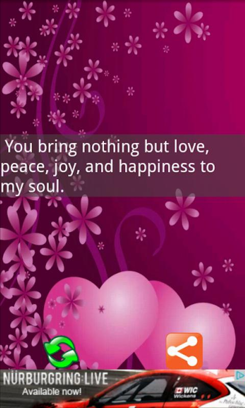 Love and Romance Quotes FREE Android Apps on Google Play – Words of Romance for Romantic Love Letters