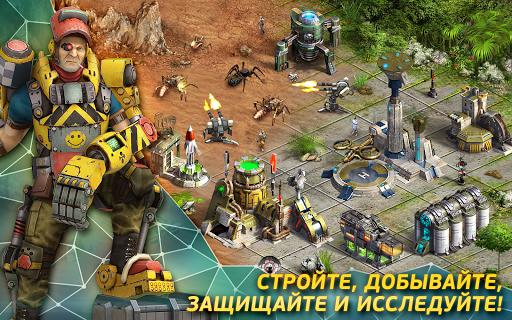 Игра Эволюция: Битва за Утопию для планшетов на Android