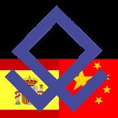 Spanish Chinese Dictionary