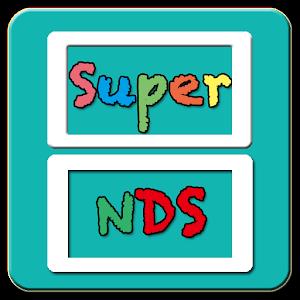 SuperNDS模擬器 街機 App LOGO-硬是要APP