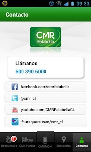 CMR Falabella - Chile - screenshot thumbnail