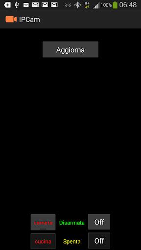 Camera motion monitor