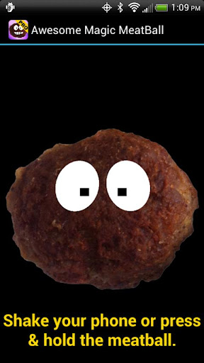 Awesome Magic Meatball