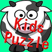 Puzzle Game Kids Animals