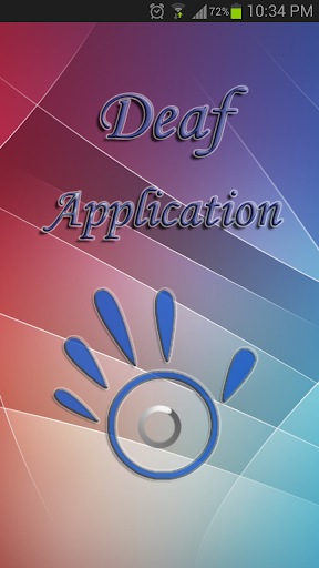 Deaf Application