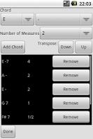 Screenshot of Progression Traversal Engine