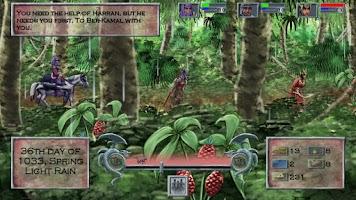 Screenshot of TOI:Beyond the Iron Wall