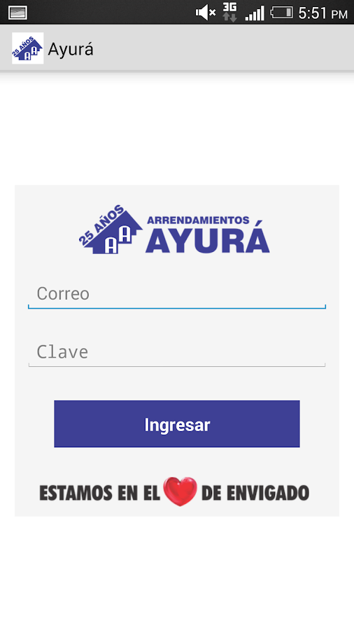 Arrendamientos Ayurá- screenshot