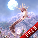 Sakura Dragon Moon Free icon