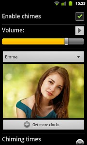 Emma for Chime Time v1.0.1