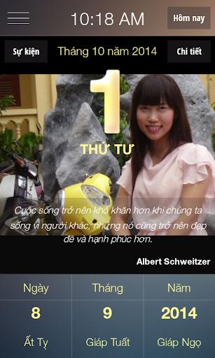 Tiện ích Lịch Việt