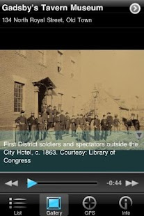 Civil War Tour Alexandria - screenshot thumbnail