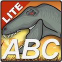 Dinosaur Park ABC Lite icon