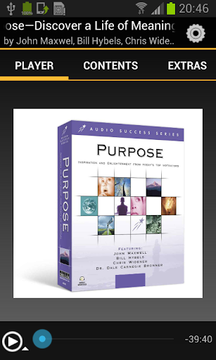 Purpose—Discover a Life of Me…
