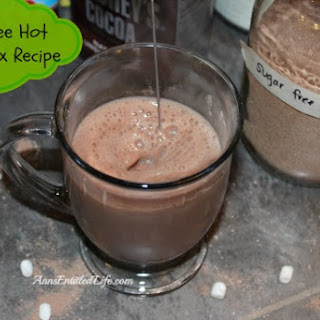Instant Sugar Free Hot Cocoa Mix