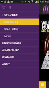 WLIB-AM - screenshot thumbnail