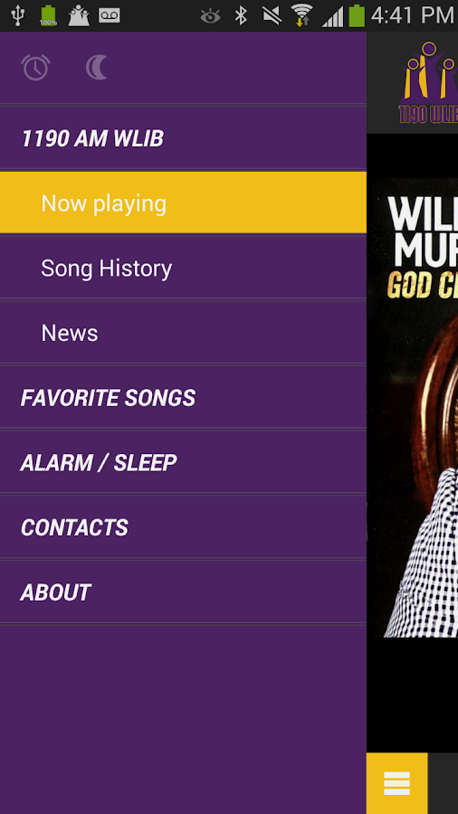 WLIB-AM - screenshot