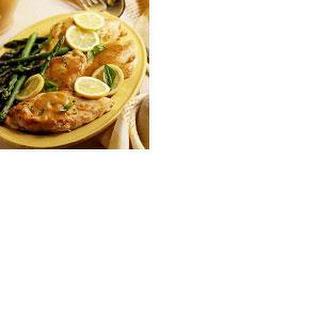 Baked Lemon Chicken (marinated in lemon juice, soy sauce, ginger and cloves)