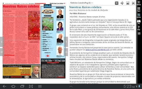 El Pueblo Latino - screenshot thumbnail