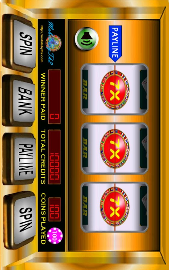 Mega Slot Pro Trial - screenshot