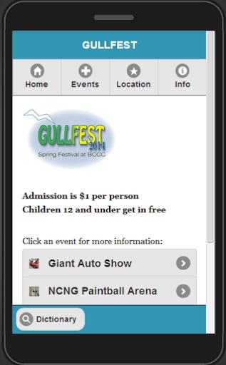 Gullfest 2014 BCCC