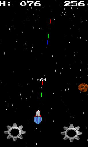 Galaxy Runner Free