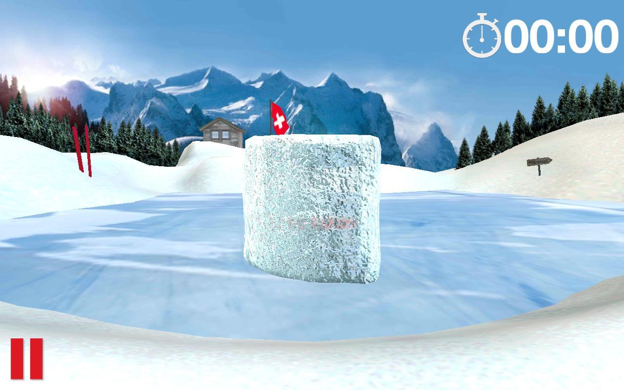 Melt the Ice -- Switzerland - screenshot