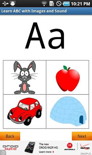 Learn ABC|玩教育App免費|玩APPs
