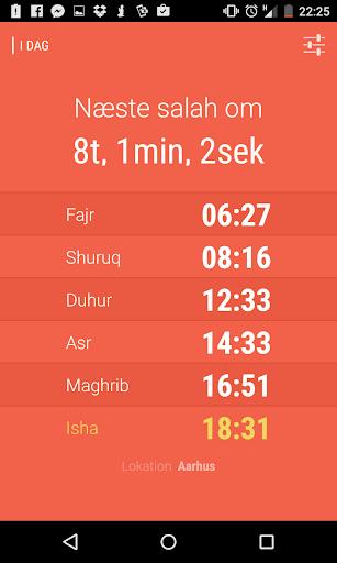 Tid til Salah