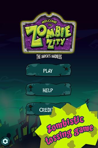 Zombie Zity Attack