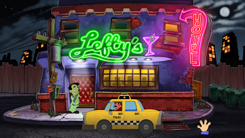 Leisure Suit Larry: Reloaded Screenshot 1